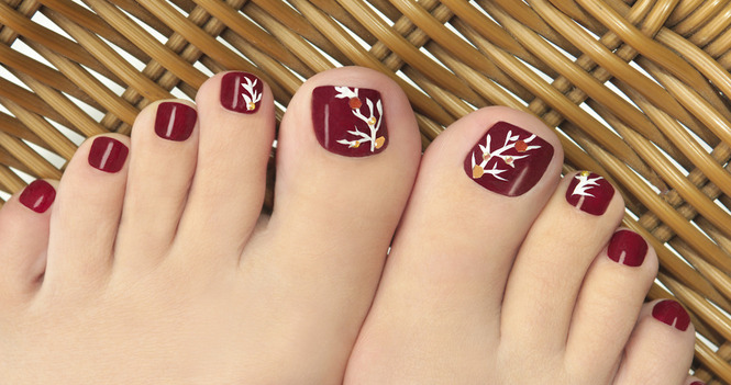 Фото дизайн ногтей на ногах